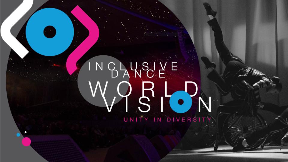 Единство в многообразии: 1 декабря состоится онлайн-шоу Inclusive Dance World Vision